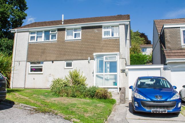 Thumbnail Detached house for sale in Chestnut Close, Tavistock