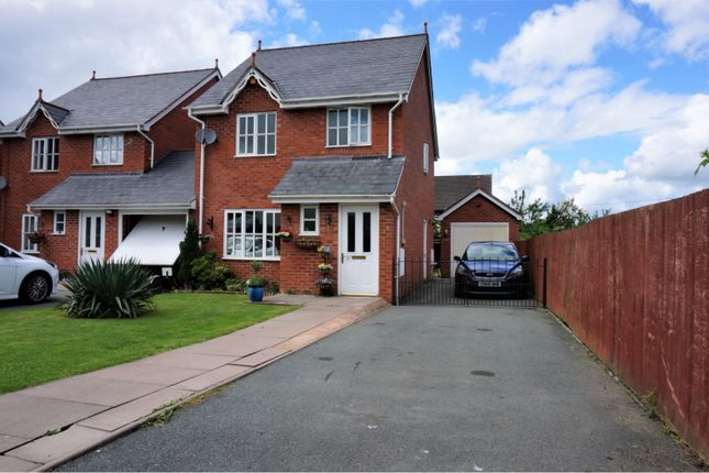 Thumbnail Detached house for sale in Maes Y Dafarn Carno, Caersws