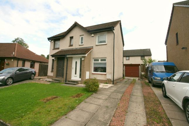 Thumbnail Semi-detached house for sale in Ballater Cres, Wishaw