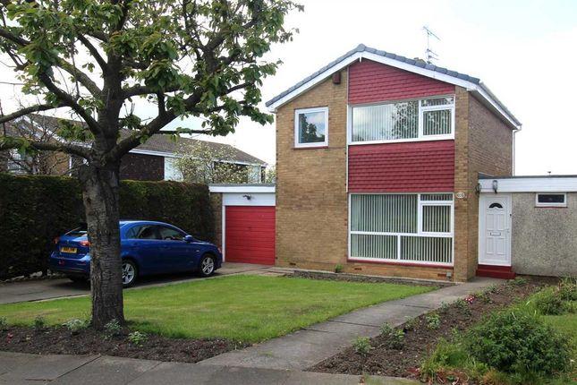 Thumbnail Detached house for sale in Cramond Way, Collingwood Grange, Cramlington