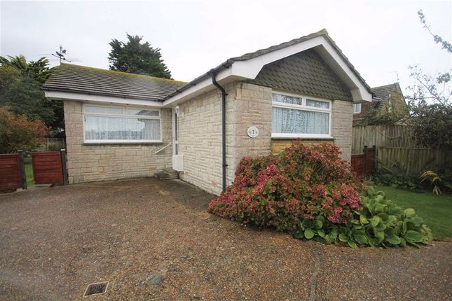Thumbnail Detached bungalow for sale in Forehill Close, Weymouth, Dorset