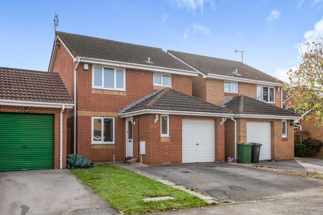 Thumbnail Detached house for sale in Emet Grove, Emersons Green, Bristol