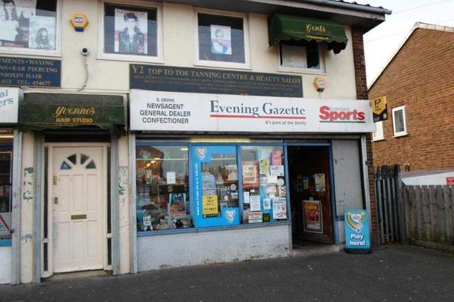 Retail premises for sale in 69 Clynes Road, Middlesbrough