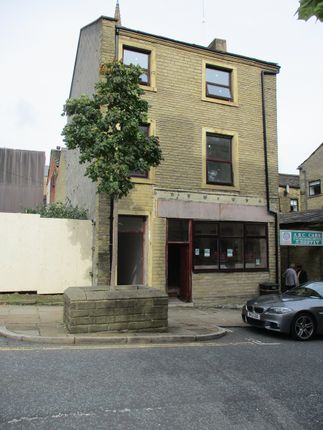 Thumbnail Retail premises for sale in Horton Street, Halifax