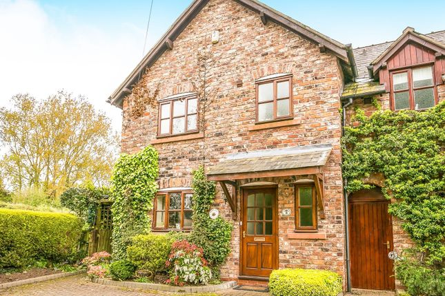 Thumbnail Town house for sale in Chester Road, Kelsall, Tarporley