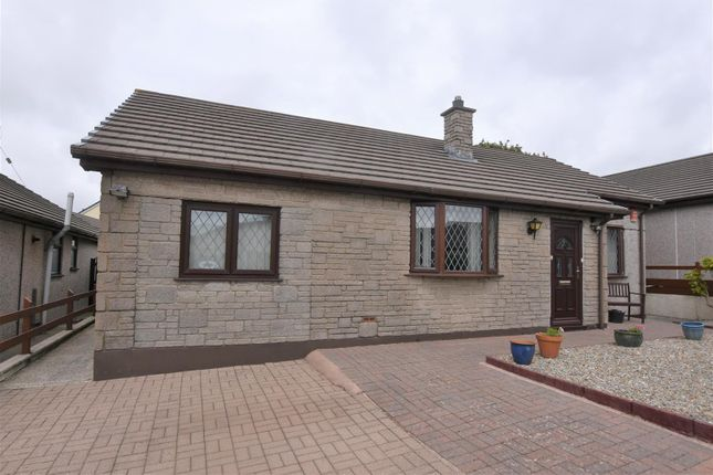 Thumbnail Detached bungalow for sale in Talgos Close, Shallow Adit, Redruth
