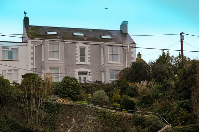 Thumbnail Semi-detached house for sale in School Hill, Mevagissey, Cornwall