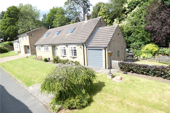 Detached house for sale in Barnsley Beck Grove, Baildon, West Yorkshire