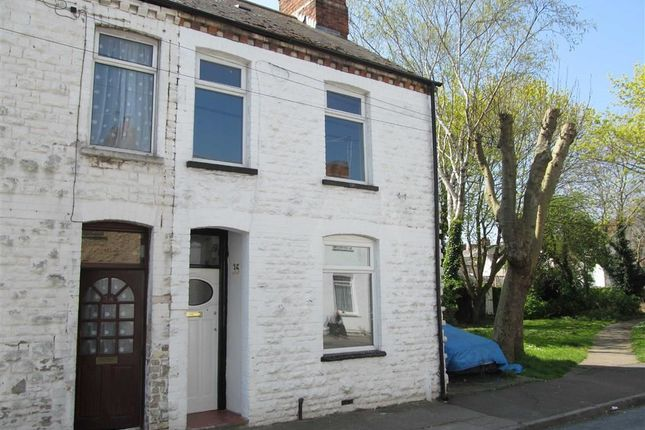 3 bed end terrace house to rent in Davies Street, Barry, Vale Of Glamorgan