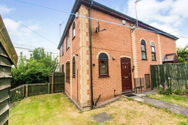 Semi-detached house for sale in Pelham Gardens, Newark