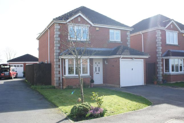 Thumbnail Detached house for sale in The Pinfold, Markfield