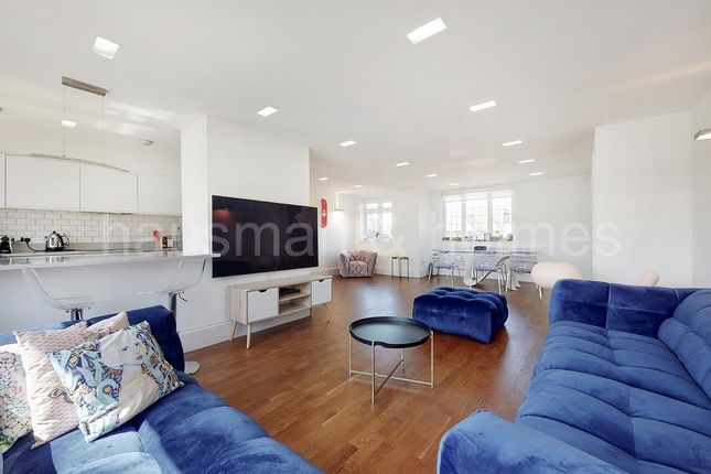 Thumbnail Flat for sale in Armitage Road, London