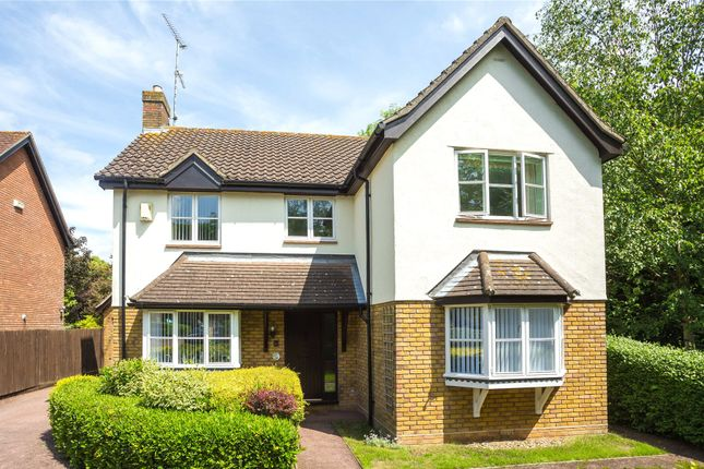 Thumbnail Detached house for sale in Bradwell Green, Hutton, Brentwood, Essex