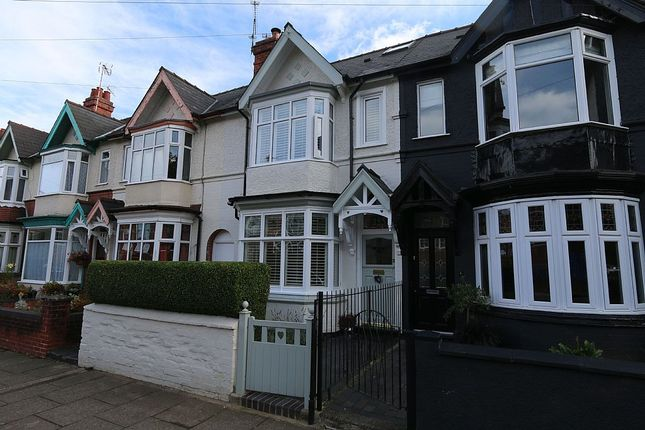 Thumbnail Terraced house for sale in Barclay Road, Bearwood, West Midlands