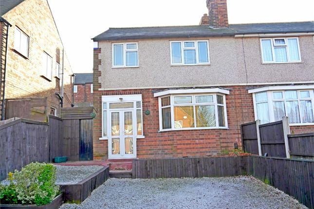 Thumbnail Semi-detached house to rent in Edingley Avenue, Sherwood, Nottingham