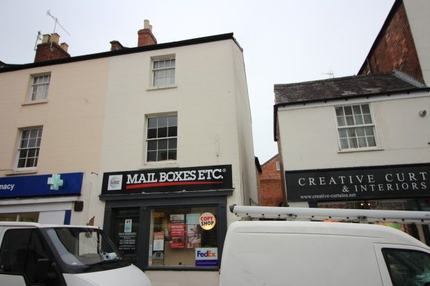 Thumbnail Flat to rent in Leamington Spa