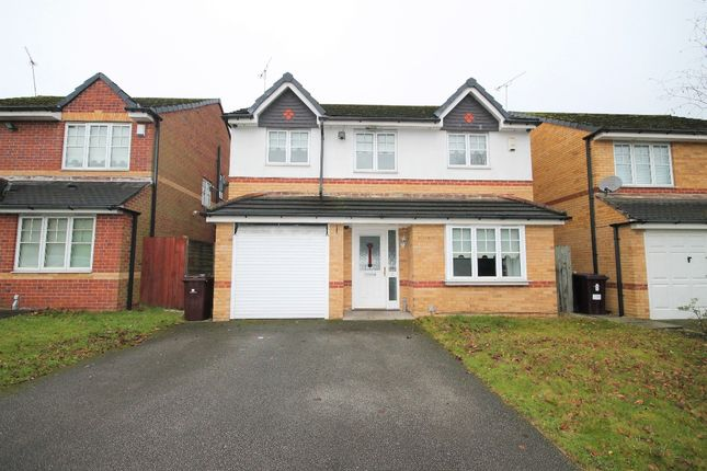 Thumbnail Detached house for sale in Woodhurst Close, Huyton, Liverpool
