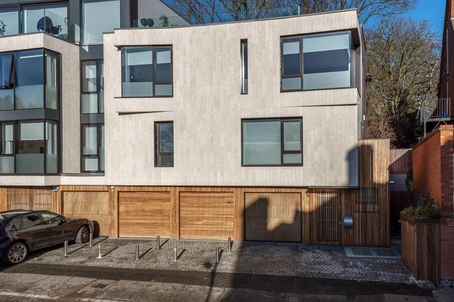 Thumbnail End terrace house to rent in Nutely Terrace, Hampstead NW3,
