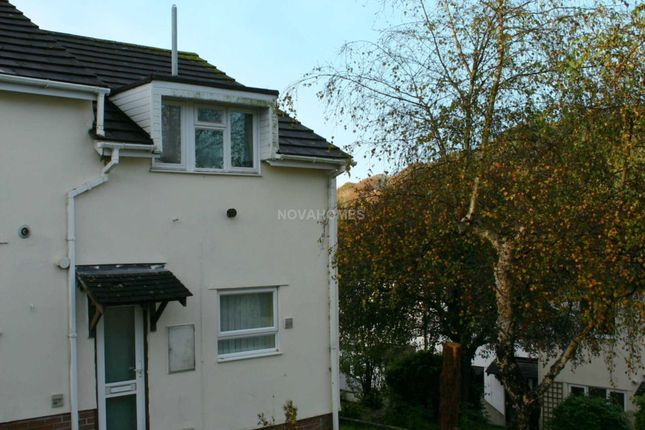 2 bed end terrace house for sale in Lake View Close, Plymouth