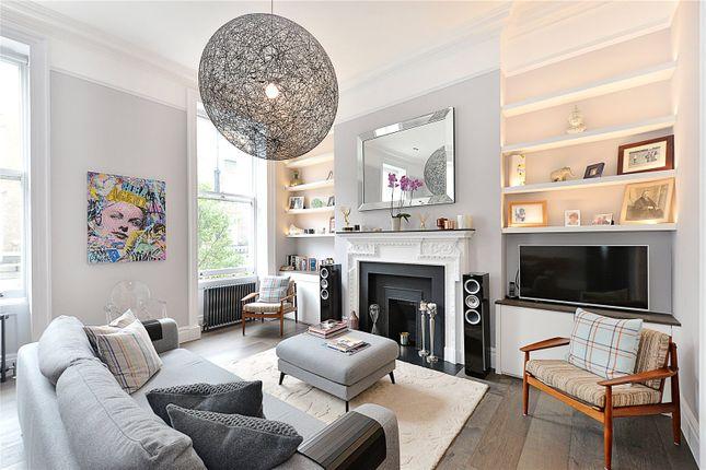 Thumbnail Flat for sale in Upper Wimpole Street, Marylebone, London