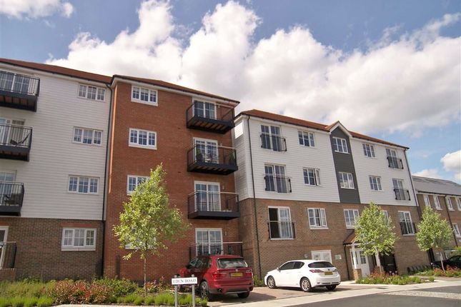 Thumbnail Flat to rent in Churchill Court, Eden Road