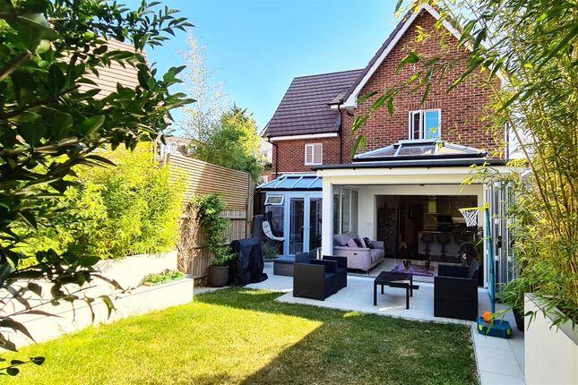 Thumbnail Detached house for sale in Truesdales, Ickenham, Uxbridge