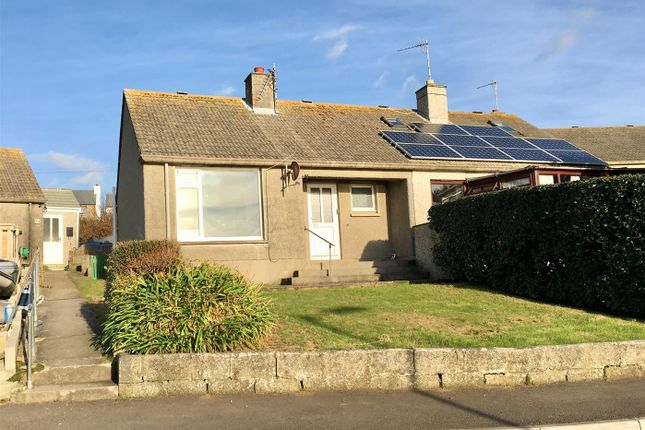 Thumbnail Semi-detached bungalow for sale in Ocean Crescent, Porthleven, Helston