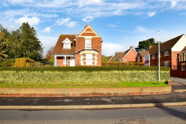 Thumbnail Detached house for sale in Dame Mary Walk, Halstead, Essex