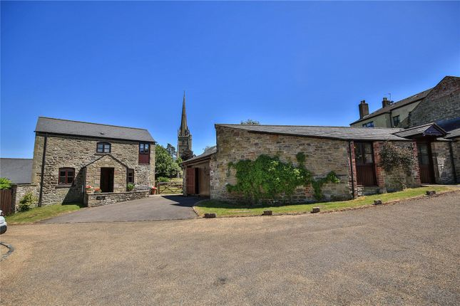 Thumbnail Barn conversion for sale in High Street, Ruardean, Gloucestershire