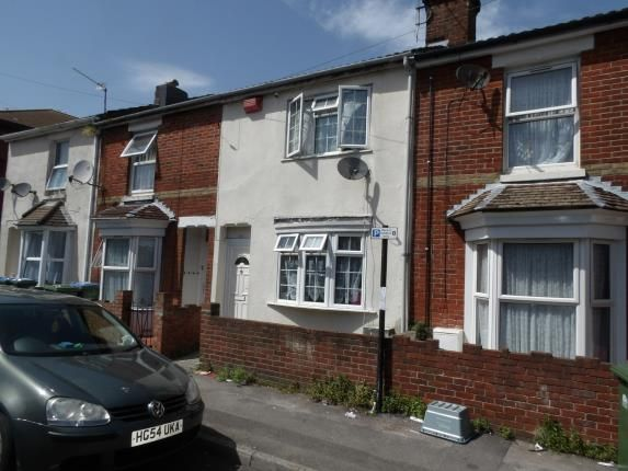 Thumbnail 3 bed terraced house for sale in Graham Road, Southampton
