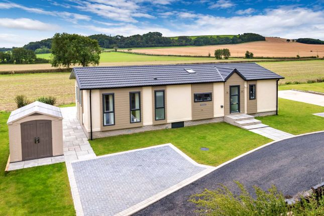 Thumbnail Mobile/park home for sale in Presthope, Much Wenlock