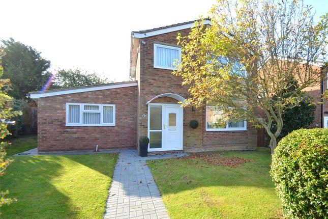 Thumbnail Detached house for sale in Ridgeway, Eynesbury, St. Neots, Cambridgeshire