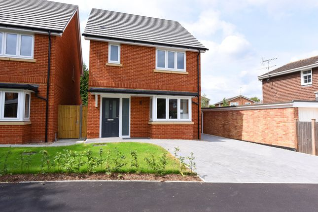Thumbnail Detached house for sale in The Oaks, Wandle Close, Ash