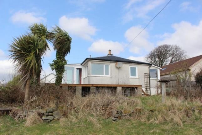 Thumbnail Bungalow for sale in Fort Road, Kilcreggan, Helensburgh, Argyll And Bute