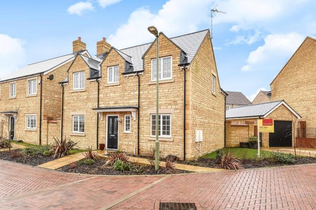 Thumbnail Detached house to rent in Stopford Place, Chipping Norton