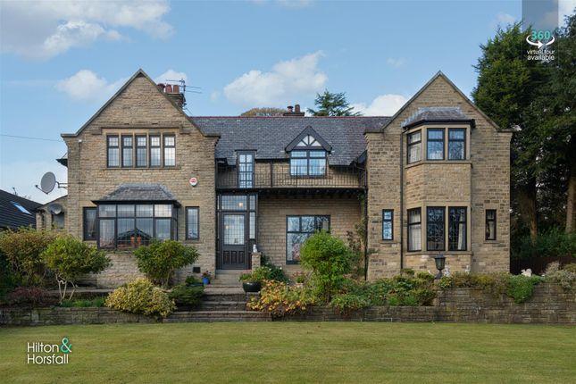 Thumbnail Detached house for sale in Robin Hill, Wheatley Lane Road, Barrowford