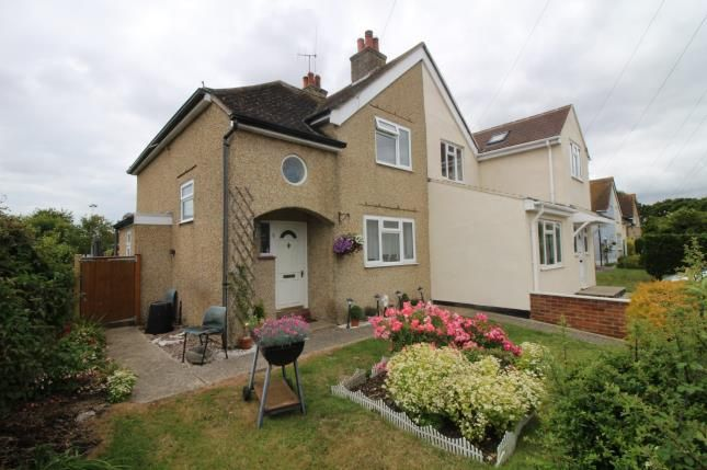 Thumbnail Semi-detached house for sale in Shotford, Selsey Road, Sidlesham, Chichester