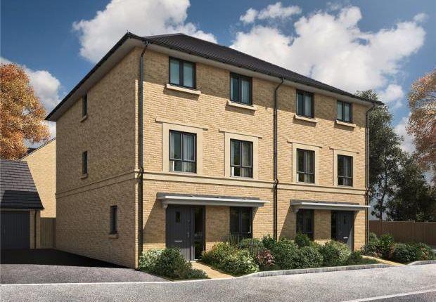 Thumbnail Semi-detached house for sale in Saffron View, Radwinter Road, Saffron Walden, Essex