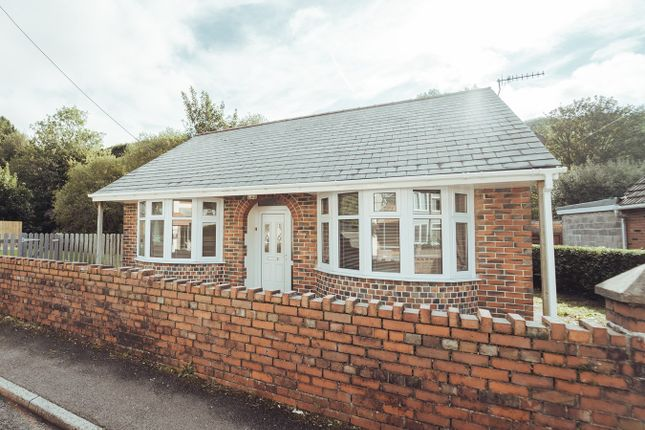 Thumbnail Bungalow for sale in Greenfield Crescent, Beaufort, Ebbw Vale