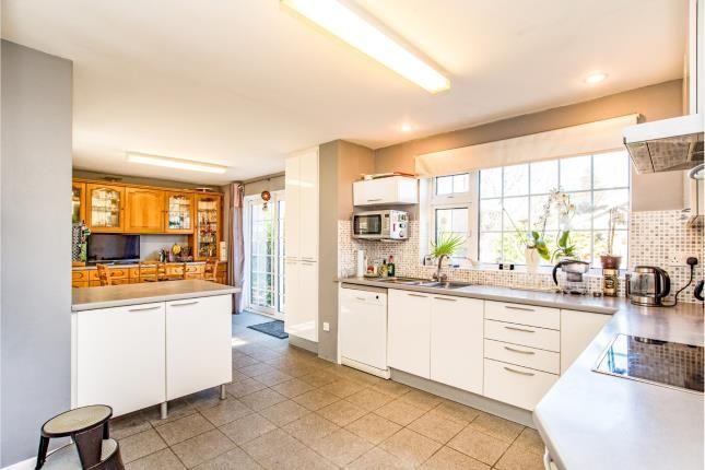 Kitchen of The Grazings, Hemel Hempstead, Hertfordshire HP2