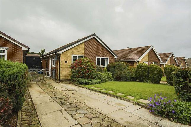 Thumbnail Detached bungalow for sale in Icconhurst Close, Baxenden, Lancashire