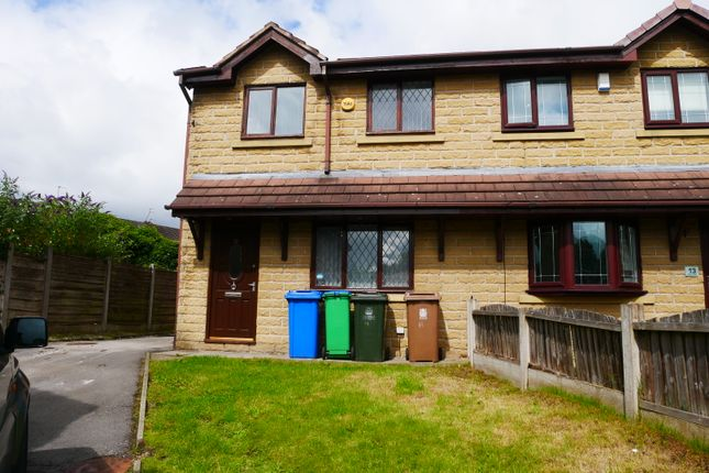 Thumbnail Semi-detached house to rent in Pear Close, Middleton, Manchester