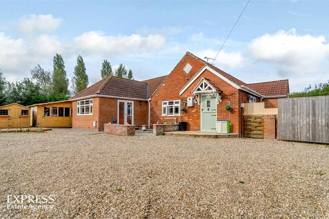 Thumbnail Detached bungalow for sale in Everingtons Lane, Skegness, Lincolnshire