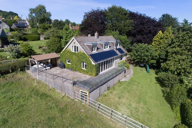 Thumbnail Detached house for sale in Bozley Hill, Cann, Shaftesbury