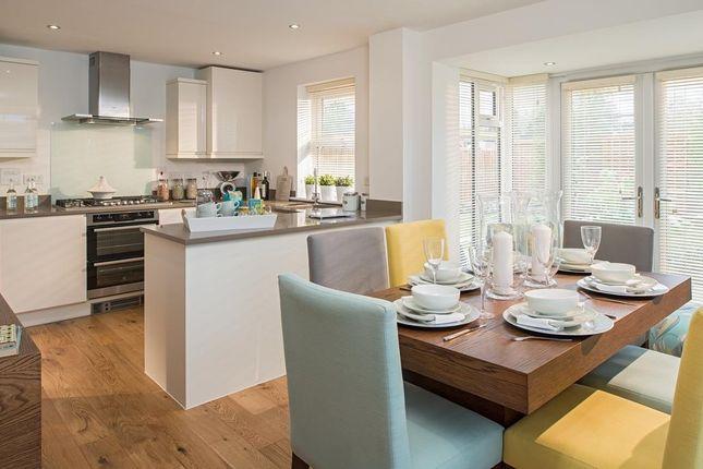 "Thumbnail Terraced house for sale in ""Hertford"" at Carters Lane, Kiln Farm, Milton Keynes"