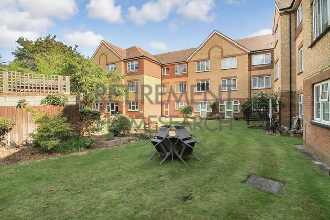 Thumbnail Flat for sale in Westminster Court (Wanstead), Wanstead