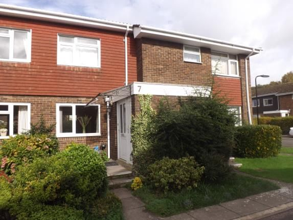 Front of Lincoln Court, Shirley, Southampton SO15