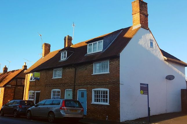 Thumbnail End terrace house to rent in Wycombe End, Beaconsfield