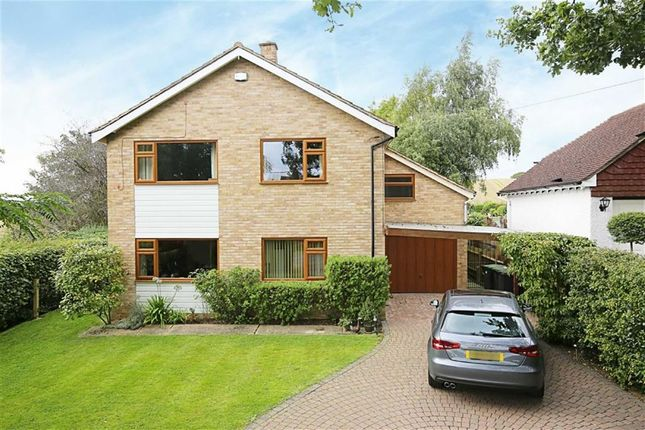 Thumbnail Detached house for sale in Theydon Park Road, Theydon Bois, Essex