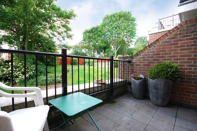 Balcony of Wimbledon Hill Road, London SW19